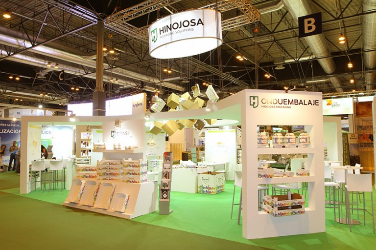 Feria Fruit Attraction: Hinojosa apuesta por la innovación en packaging para frutas y verduras